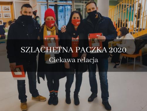 Szlachetna Paczka 2020 ekipa